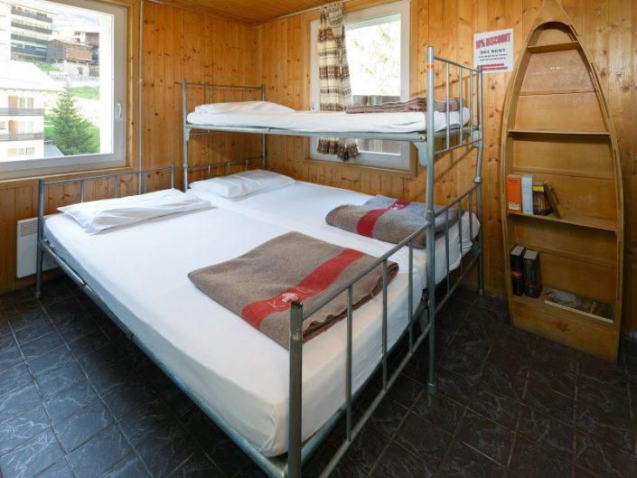 Unterkunft für Urlaub mit kleinem Budget in Zermatt - The Matterhorn Hostel