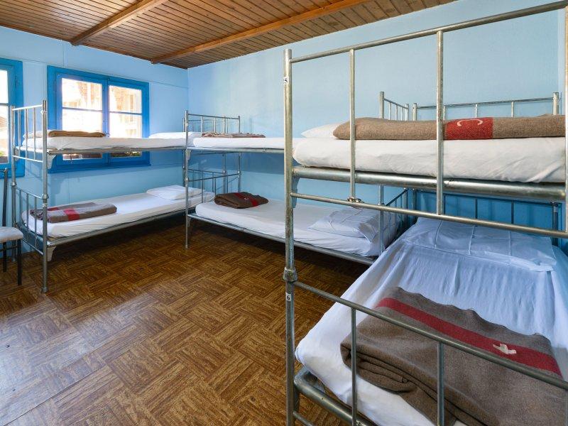 Budget Hostel in Zermatt für den Winterurlaub - The Matterhorn Hostel