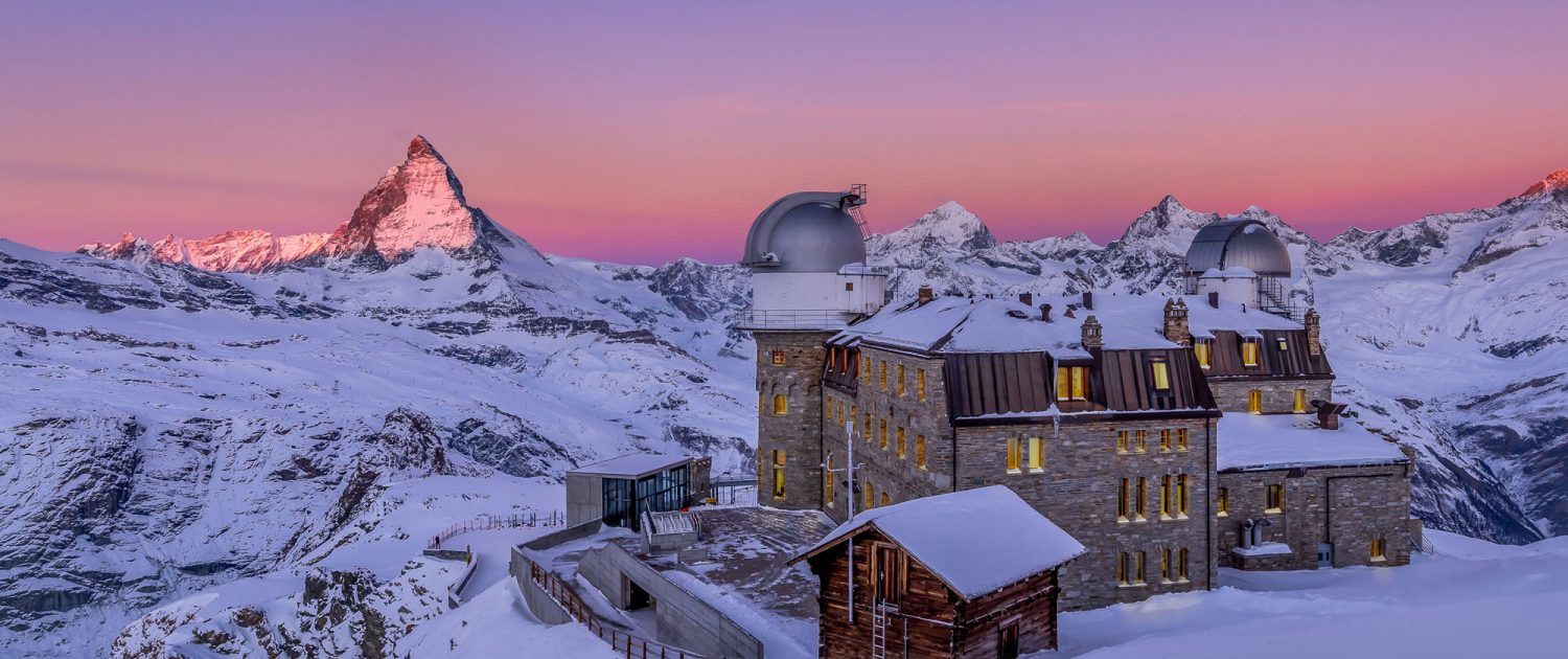 Budget Hostel in Zermatt für den Winterurlaub - The Matterhorn Hostel